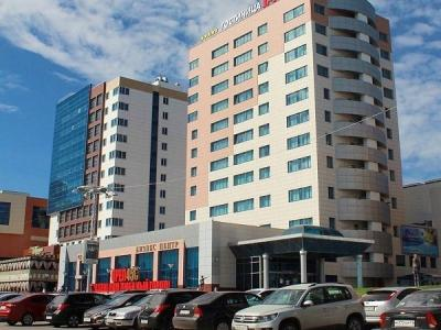 Hotel complex GRINN in the city of Oryol