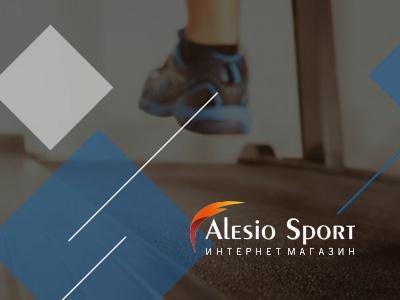 Alesio-Sport - интернет-магазин спортивных товаров в Москве
